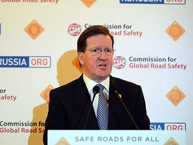 EASST and Partners attend St Petersburg Forum urging Safe Roads for All