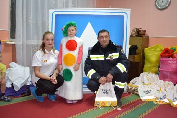 Road Safety Education for Parents in Kharkiv region, Ukraine