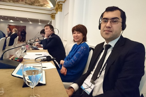 Developing a Regional Road Safety Strategy for Central Asia