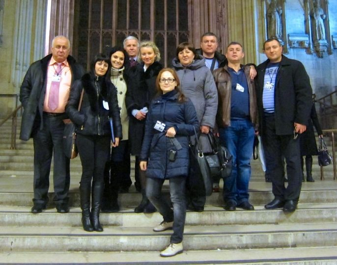 Occupational Road Safety Working Party