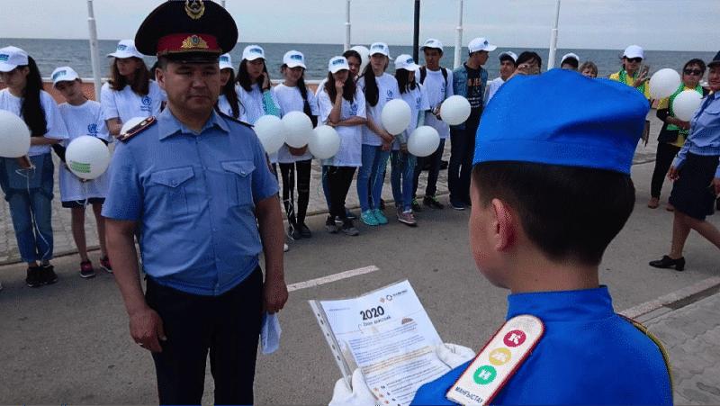 Young Road Inspectors present authorities with #SaveKidsLives 2020 Action Agenda