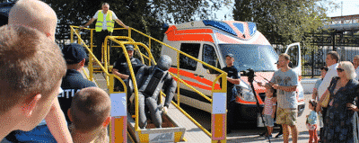Road safety enforcement image