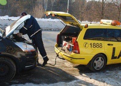 Latvia road safety