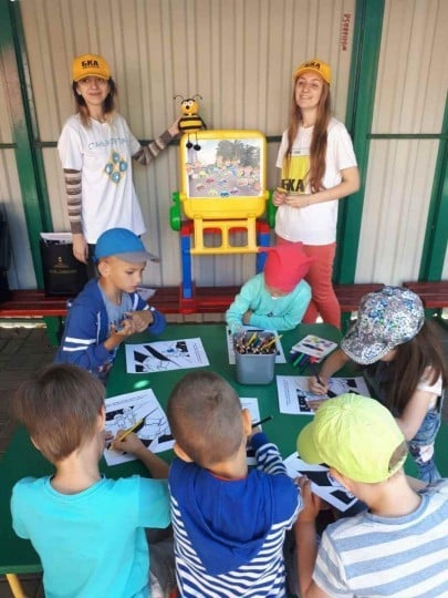 Making road safety learning fun for kids in Belarus