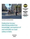 Pedestrian survey Azerbaijan