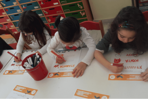 EASST Road Safety Education pack rated number 1 initiative by teachers in Chania