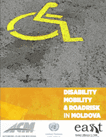 Disability, Mobility and Road Risk in Moldova