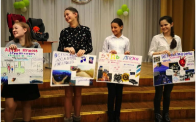 Introducing the EASST Road Safety Education Pack to schools in Minsk
