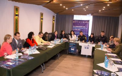 Increased number of parents using car seats in Moldova