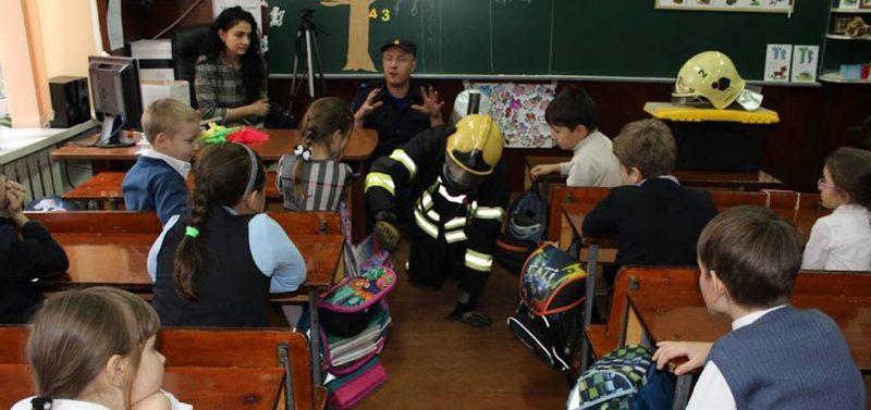 Moldova firefighters