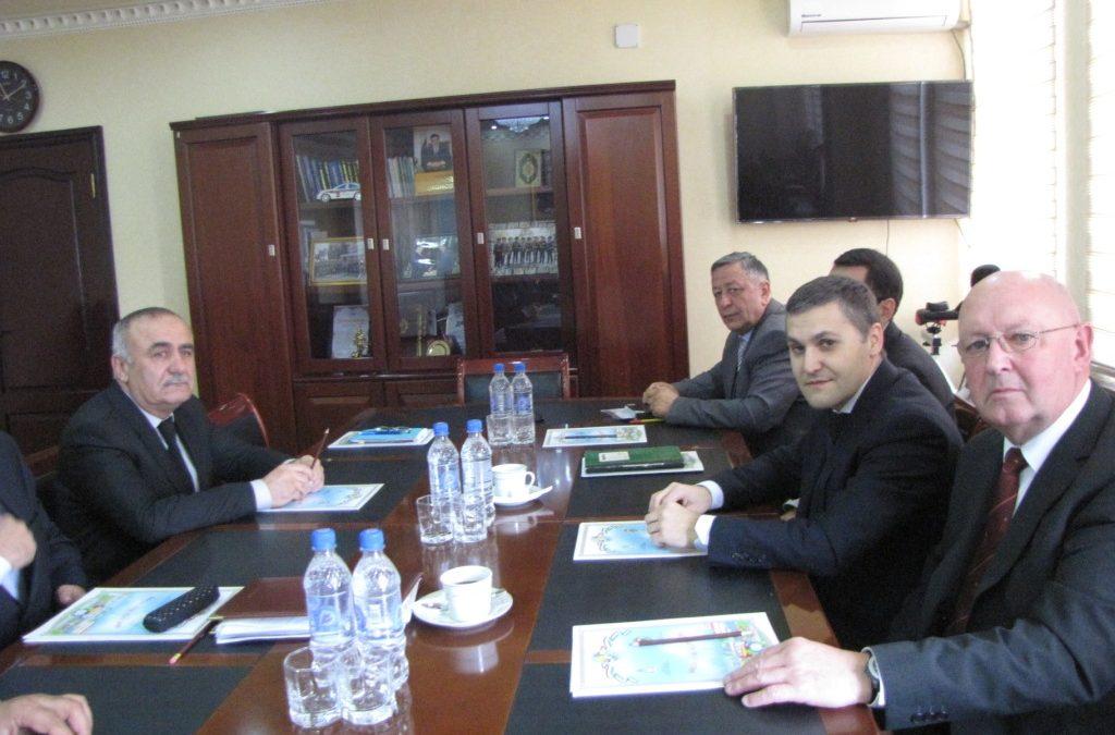 Building better post-crash response in Tajikistan