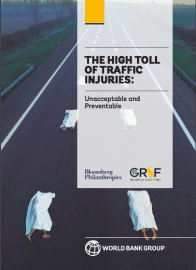 High Toll of Traffic Injuries Report