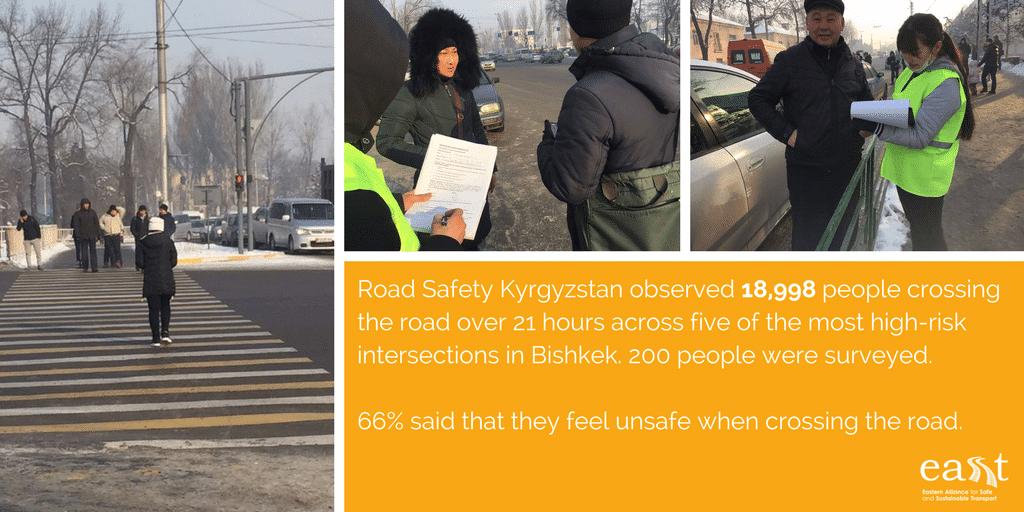 Pedestrian safety in Bishkek - 5