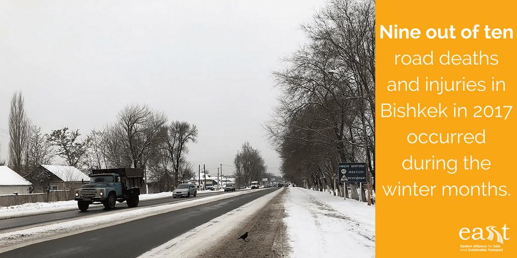 Pedestrian safety in Bishkek - 6