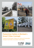 Pedestrian Safety in Bishkek's Smart City Concept