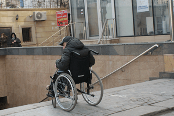 Disability, Mobility and Road Safety in Azerbaijan