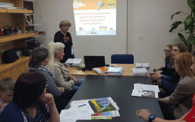 BKA offer accessible mobility and road safety education for children with disabilities in Minsk