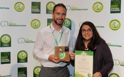 Car seat recycling and loan scheme wins International CSR Award