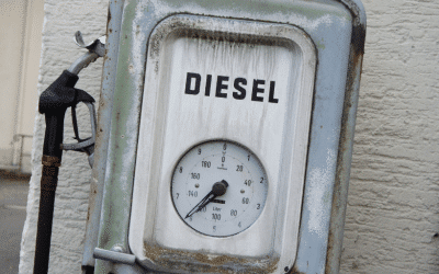 Cutting back on diesel-fueled vehicles needs to be a priority