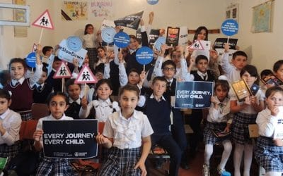 FIA Slowing Down Saves Lives campaign launched in Azerbaijan