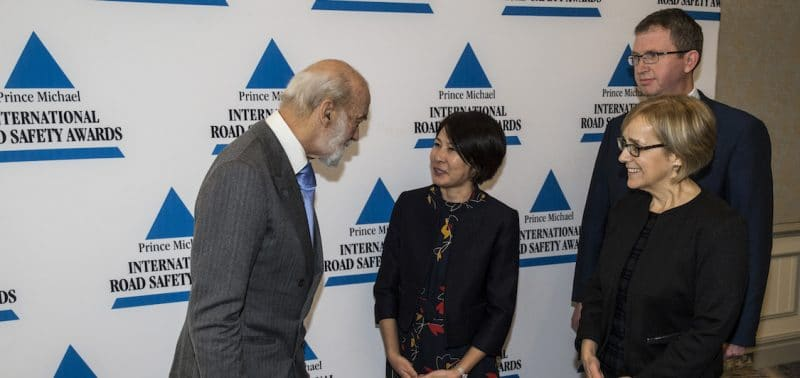 Prince Michael International Road Safety Award
