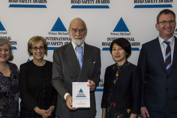 PA Road Safety Kyrgyzstan publish their 2018 Annual Report