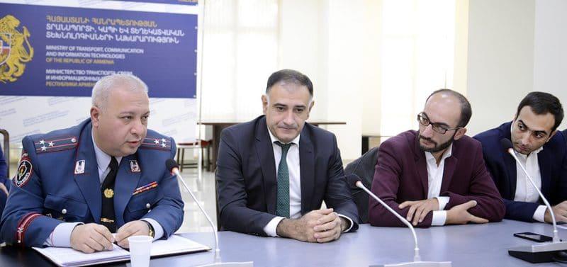 Vehicle safety Armenia
