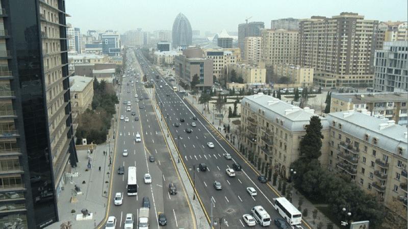 Reduce speed in Baku