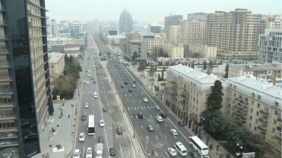 How and why we need to reduce the speed of cars in Baku
