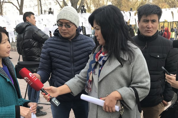 Then and Now: a leading voice in driving forward the road safety agenda in Kyrgyzstan