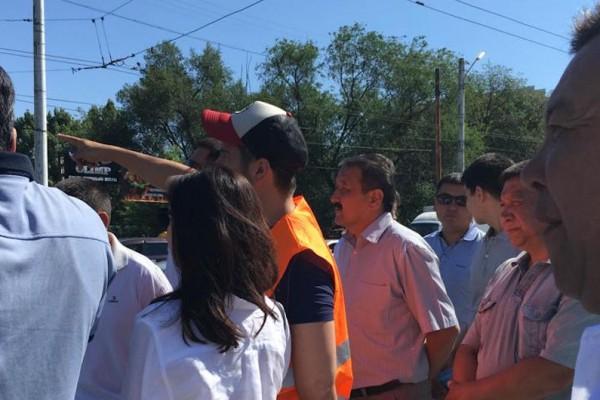 Training engineers in Bishkek to design safer roads for pedestrians
