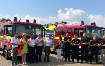 International collaboration sees improved capacity for post-crash response in Tajikistan