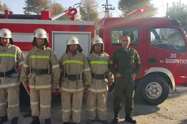 Then and Now: Improved capacity for emergency response in Tajikistan