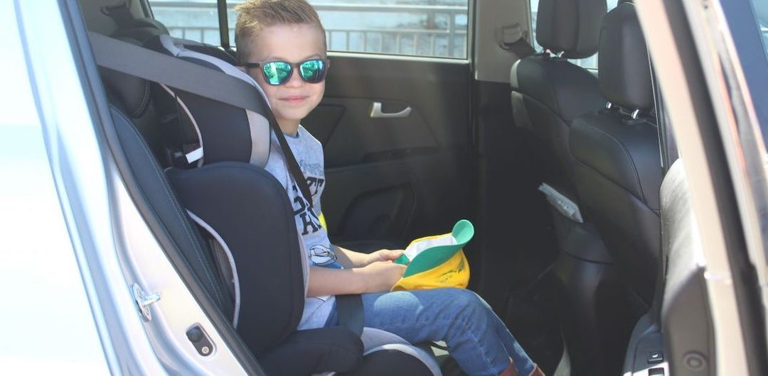 FedEx Express Donates Car Seats to Promote Road Safety