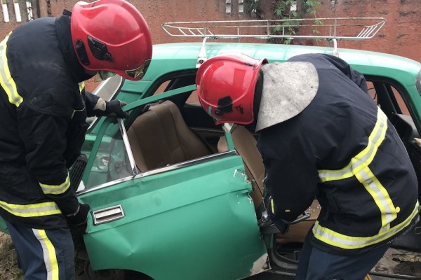 Enabling more lives to be saved through better post-crash response in Ukraine