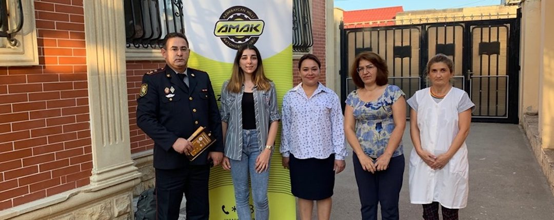 Addressing the risks faced by Azerbaijani street children when it comes to road safety