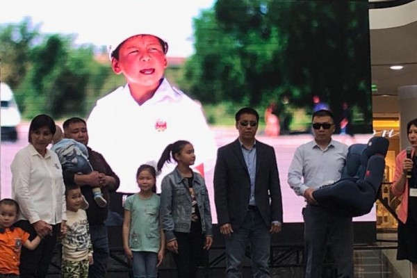 Campaign leads to increases in seat belt wearing rates in Bishkek