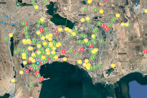 Azerbaijan embarks on Incident Data Mapping to Improve Pedestrian Safety
