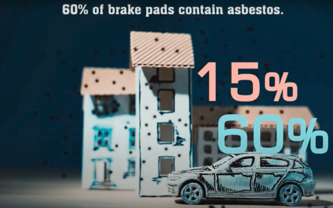 Raising awareness of asbestos risks in vehicle brake pads in Georgia
