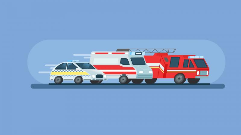 post-crash emergency response
